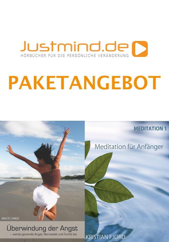 Sachthemen Meditation 1 + Überwindung der Angst (Paketangebot)